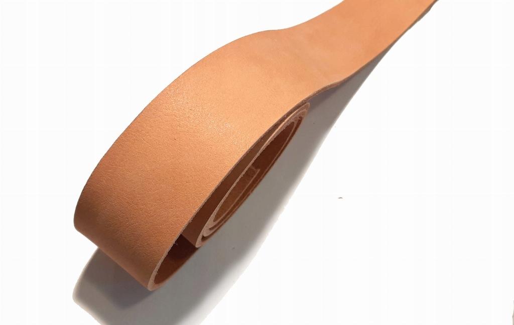 Pas skórzany ok 2,5 mm 3x115 cm BN2