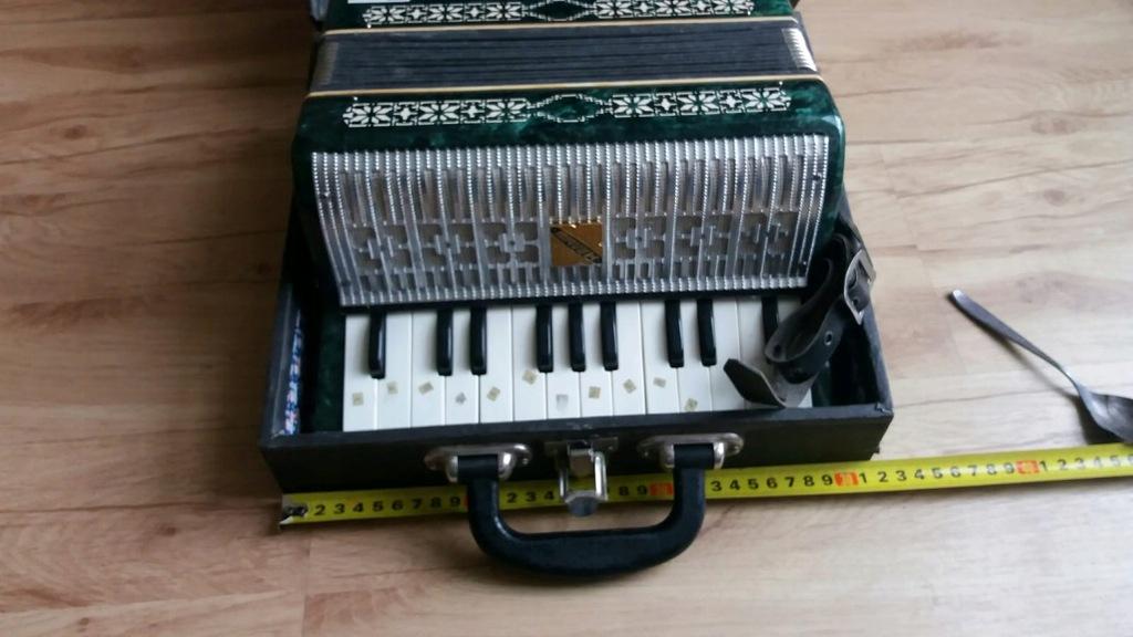 Rosyjski akordeon