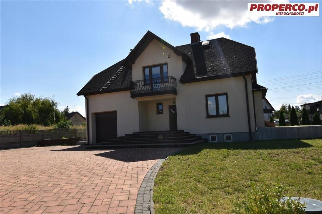Dom, Kielce, Niewachlów I, 185 m²