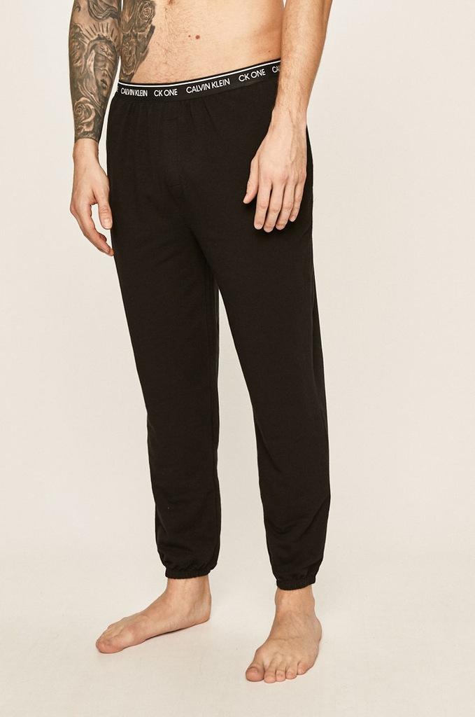 Spodnie dresowe Calvin Klein Czarne Rozmiar S