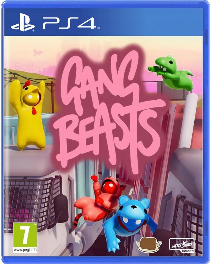 Ps4 Gang Beasts 9587756558 Oficjalne Archiwum Allegro