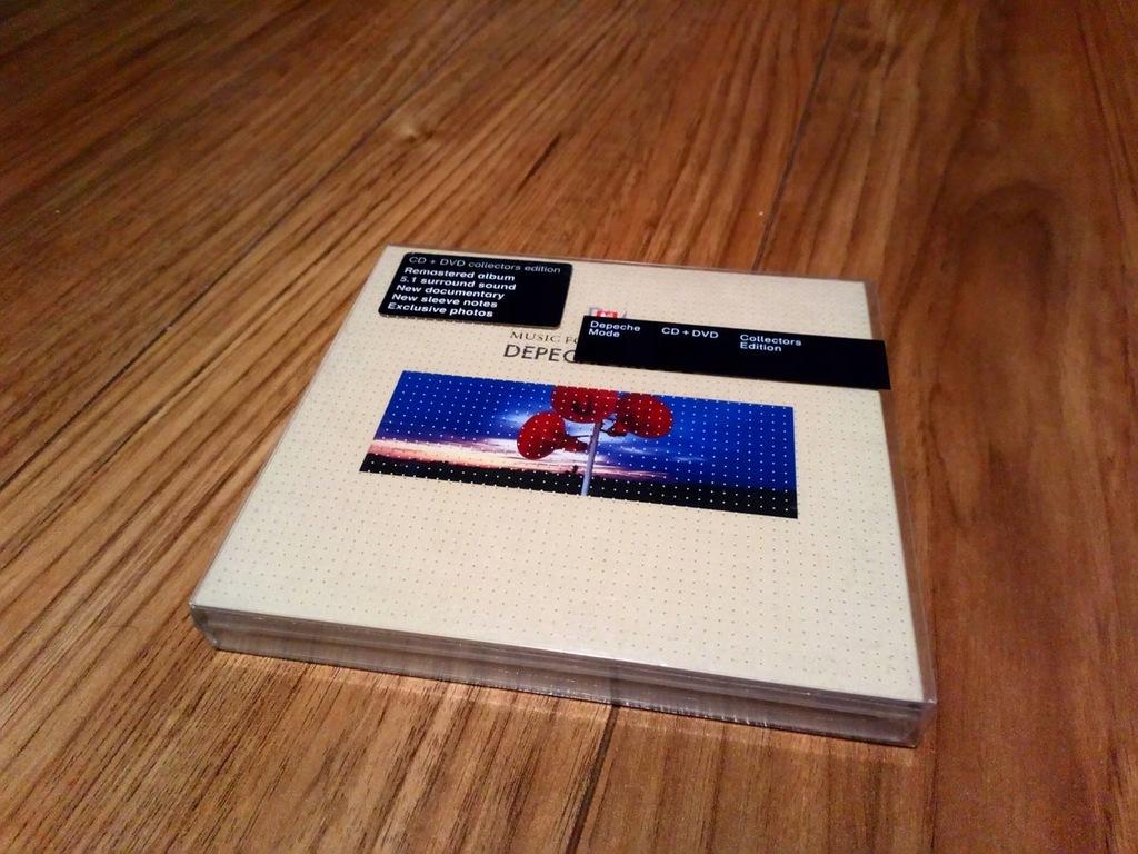 DEPECHE MODE MUSIC FOR THE MASSES SACD + DVD (5.1)
