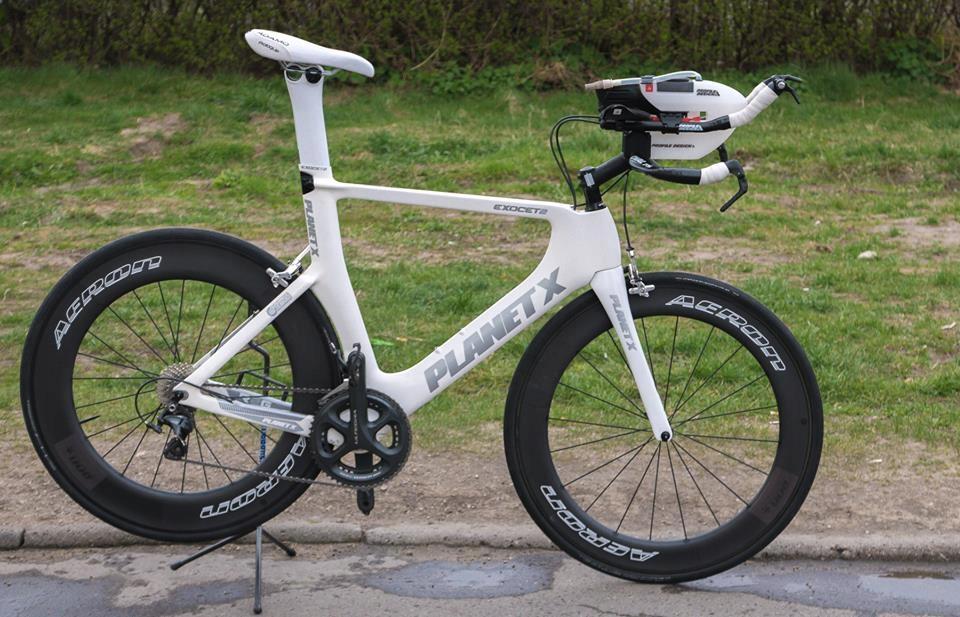 Rower czasowy / triathlonowy: Planet X Exocet 2 XL