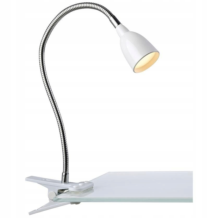 lampy stołowe z klipsem