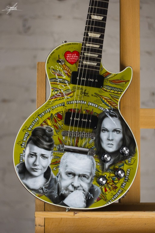 Szymon Chwalisz Gitara Woodstockowa 2016