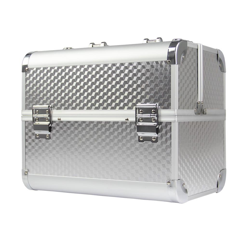 Kuferek kosmetyczny jednoczęściowy L K001-1H