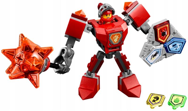 LEGO Nexo Knights Battle Suit Macy 70363