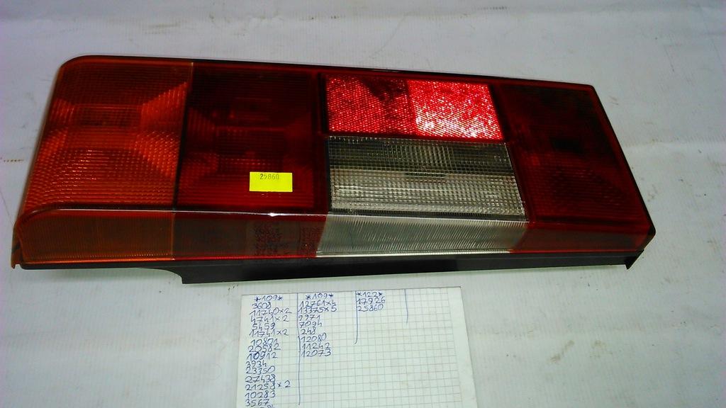 klosz lampy łada samara 2108