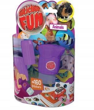 Stempelek Stickerfun Animals