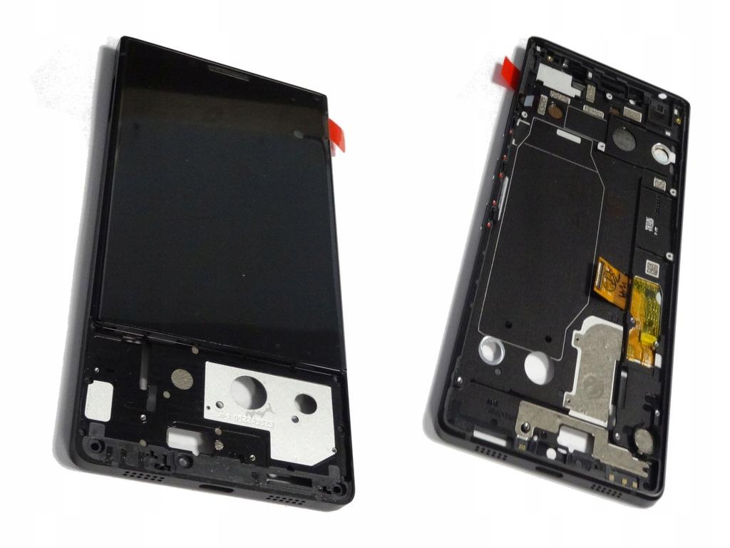 WYŚWIETLACZ LCD DOTYK RAMKA BLACKBERRY KEYONE 2