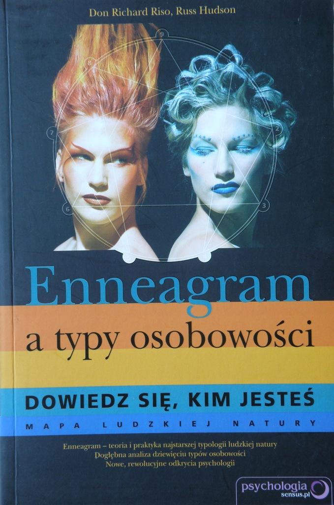 Enneagram A Typy Osobowosci Riso Hudson 8539382724 Oficjalne Archiwum Allegro