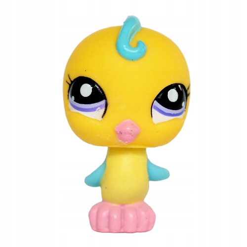ptak papuga PTASZEK #2093 Littlest Pet Shop LPS