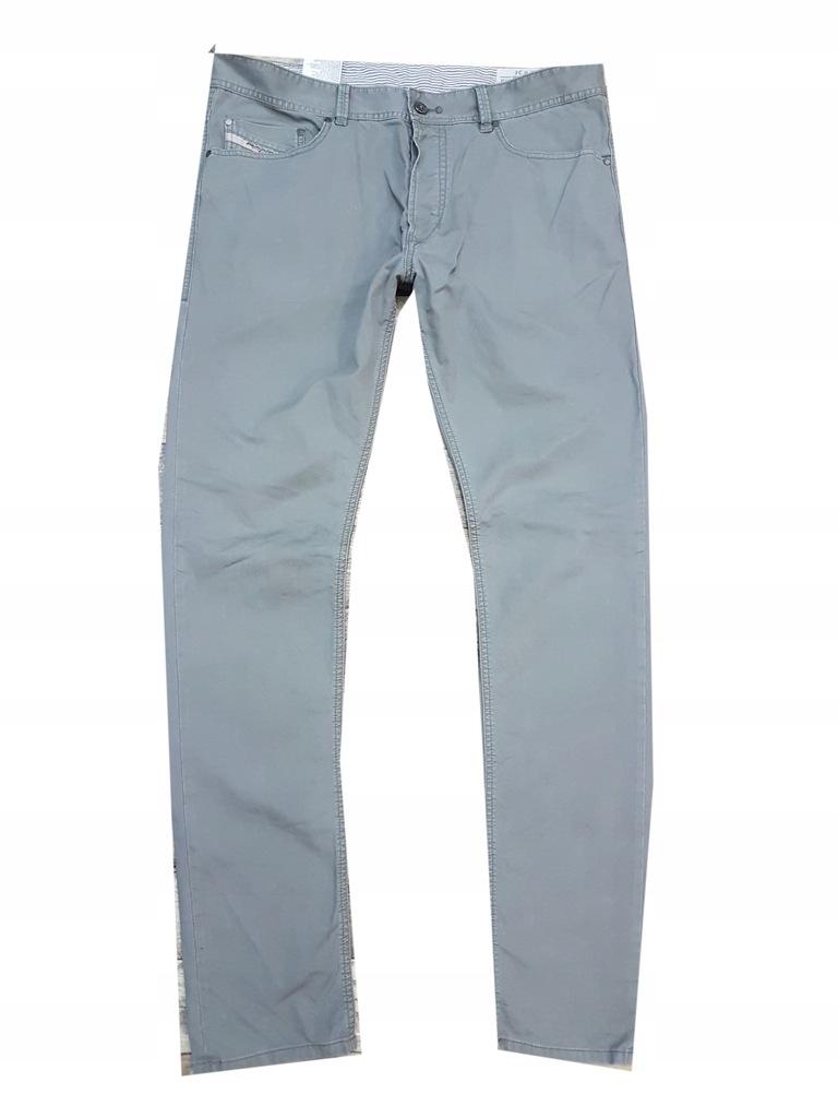 DIESEL Tepphar Slim spodnie jeansy 36/34 pas 96