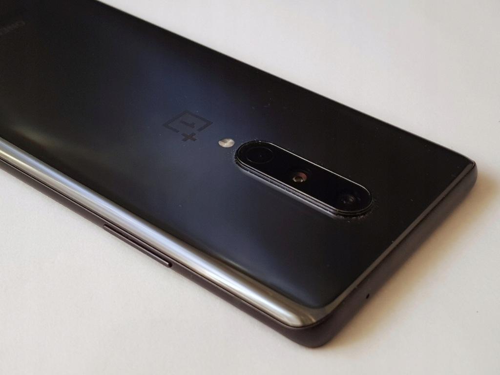 Idealny OnePlus 8 Onyx Black 128/8 GB 6mGW Śląsk