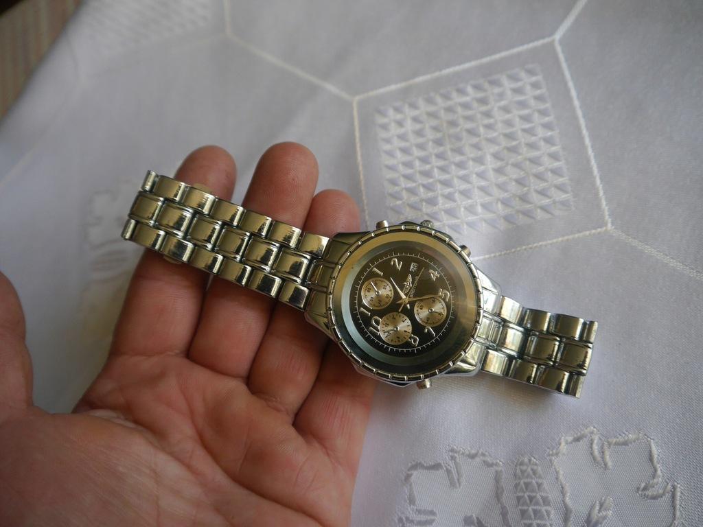 BREITLING Zegarek-Anglia nie znam się. Od 1zł