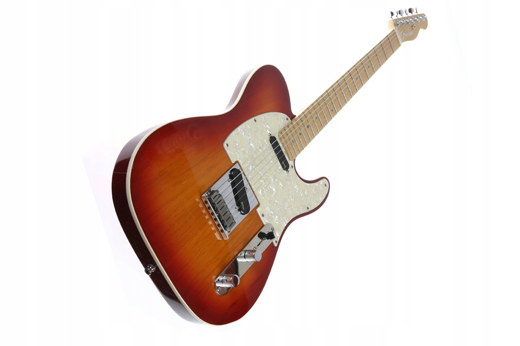 Fender Telecaster American Deluxe 60th A. Limited