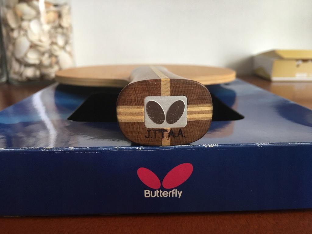 Deska butterfly Diode