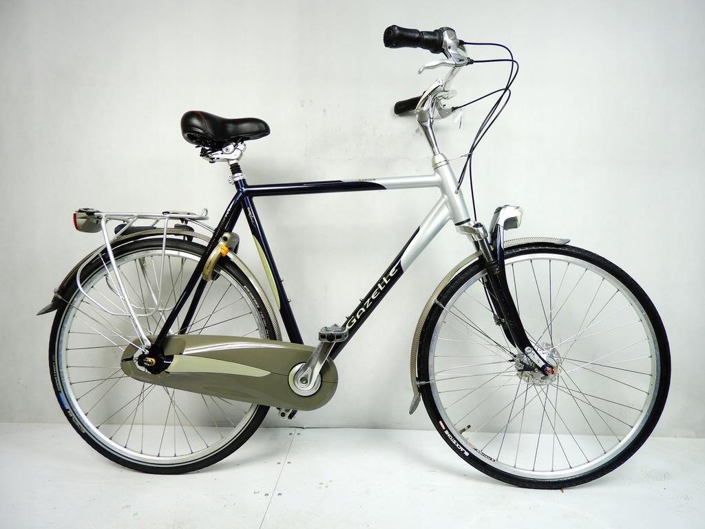 Holenderska aluminiowa GAZELLE SAPHIR Nexus 8 28'