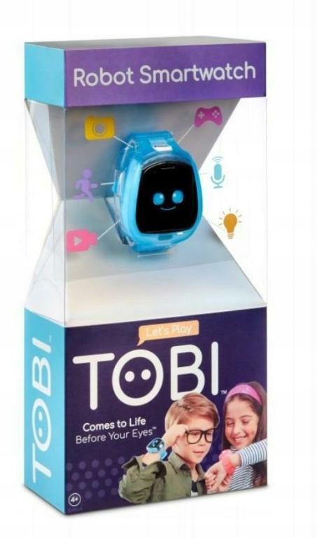 Tobi Smartwatch Niebieski
