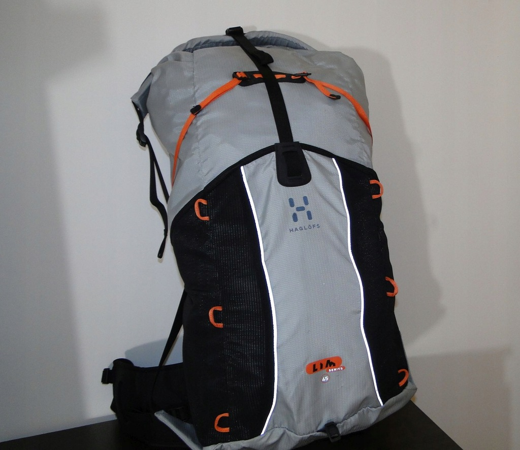 Plecak HAGLOFS LIM 45 Rucksack Extra Light Stelaż
