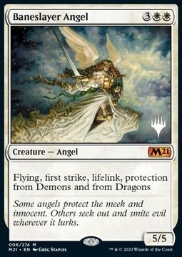 Baneslayer Angel (V.1) PM21 EX