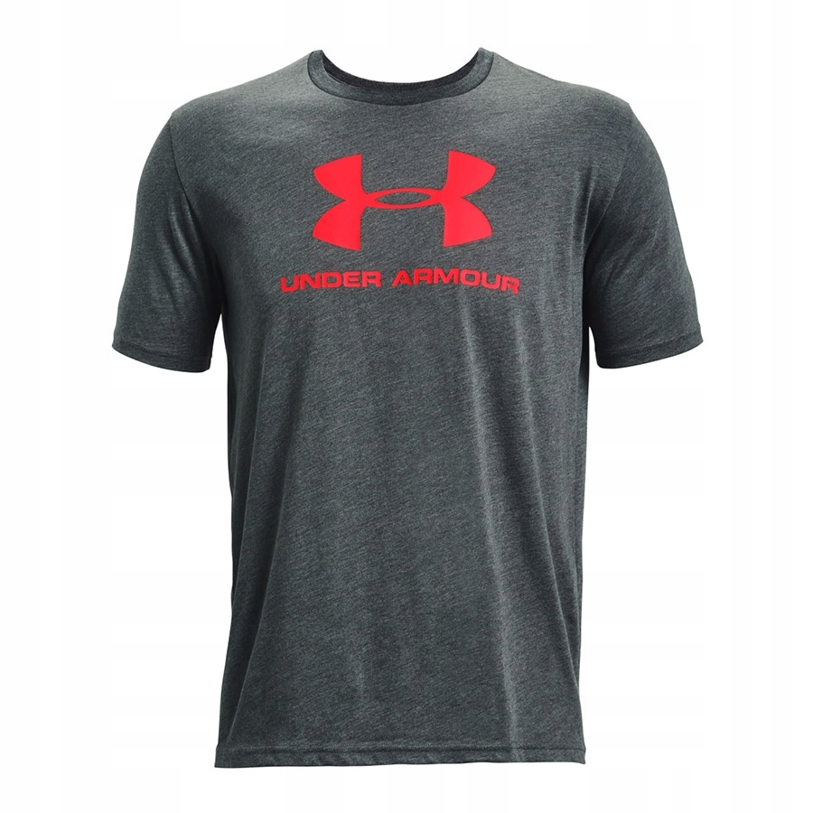 Koszulka UA Sportstyle Logo SS szary L!