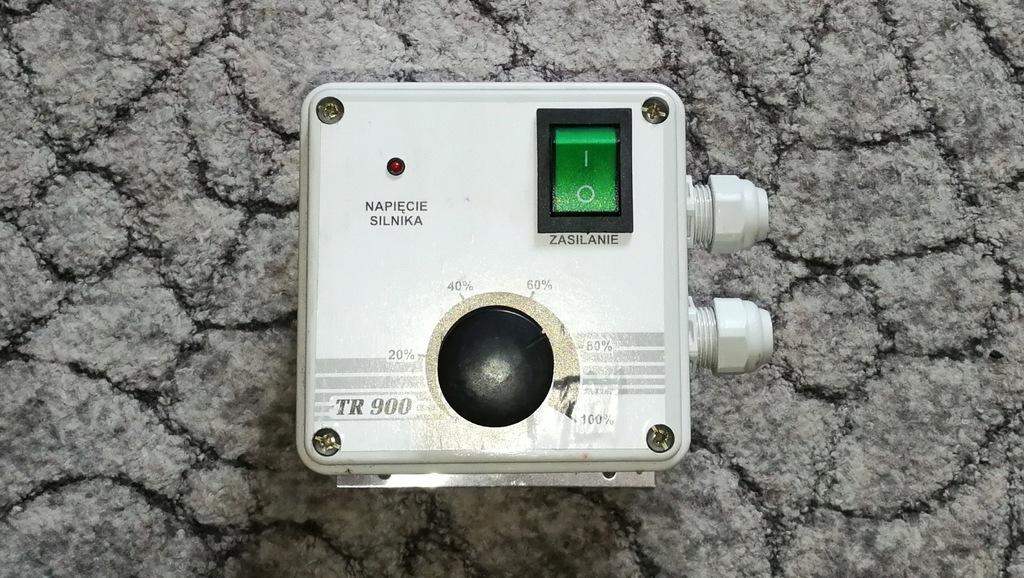 Regulator obrotów TR-900 wentylator, klimatyzacja