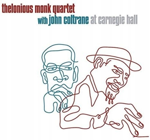 WINYL Monk, Thelonious -Quartet - At Carnergie Hal