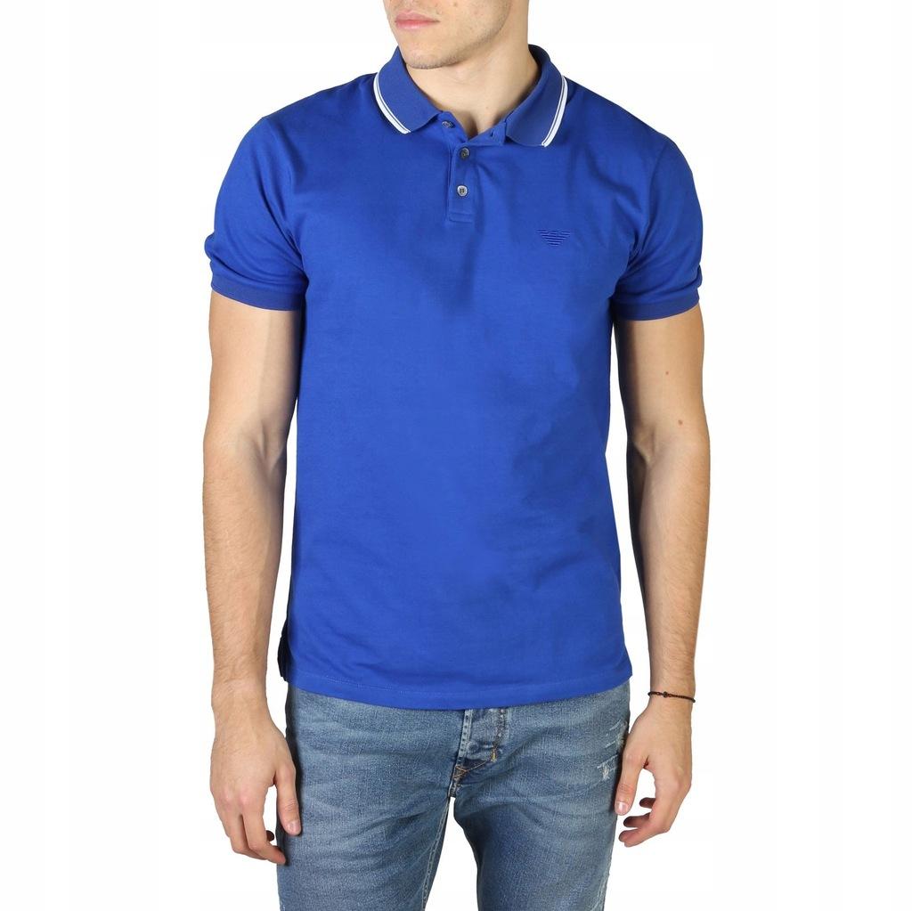 Koszulka męska polo Emporio Armani 3H1F82_1J60Z XX