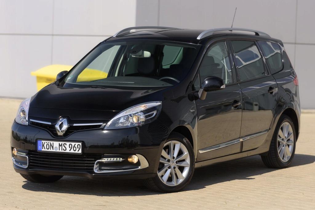 Renault Grand Scenic Iii Bose 1 6dci 7os Z Niemiec 8094955021 Oficjalne Archiwum Allegro