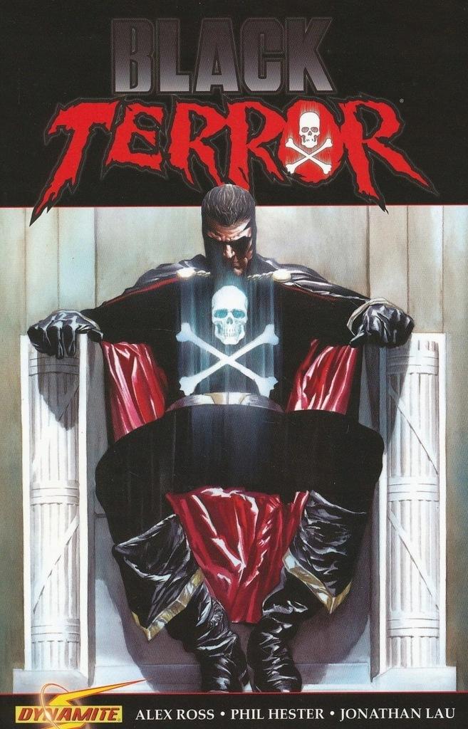 T4: PROJECT SUPERPOWERS BLACK TERROR VOL 02 SC