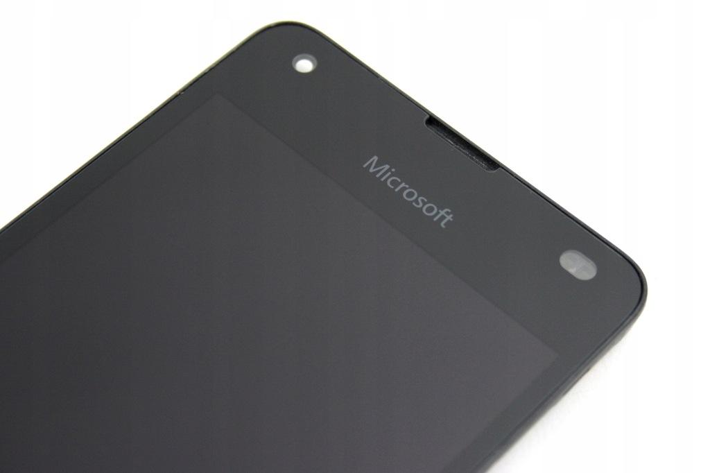 LUMIA MICROSOF 550 WYŚWIETLACZ LCD RAMKA DOTYK