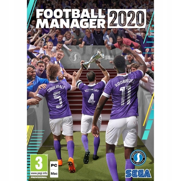 Football Manager 2020 + Touch PC PL