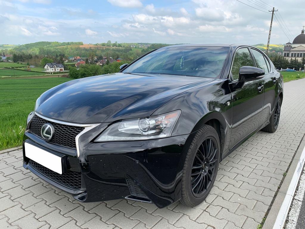 Lexus Gs 450h F Sport 8725393417 Oficjalne Archiwum Allegro