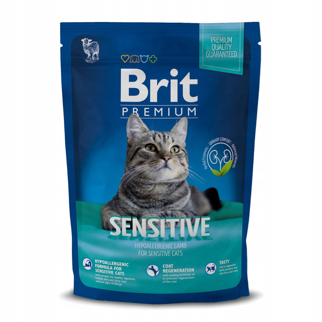 KARMA dla KOTA Brit Premium Sensitive 300 g