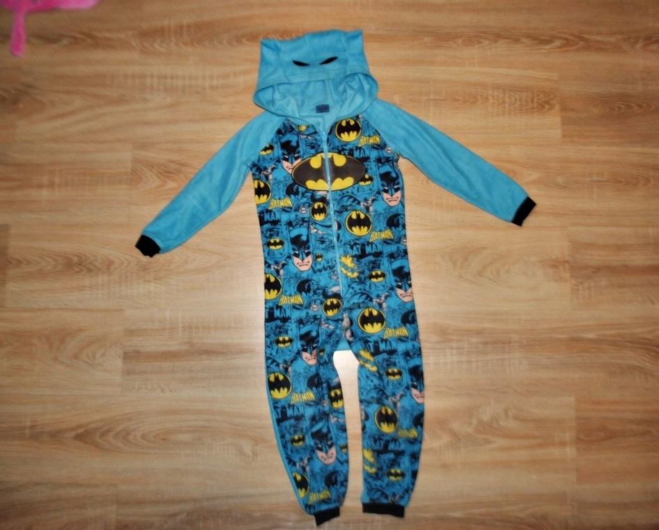 GEORGE piżama pajacyk BATMAN 116-122