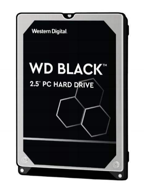 "Dysk WD Black WD10SPSX (1 TB ; 2.5""; SATA III"