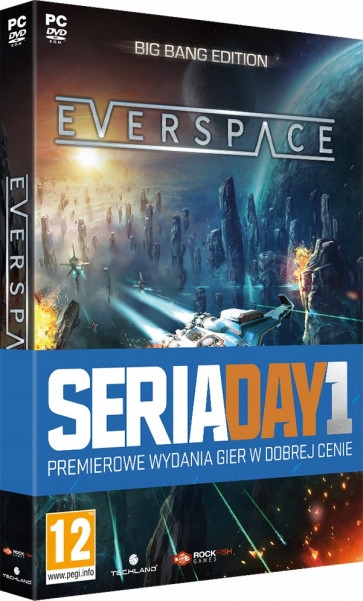 Everspace. Big Bang Edition. PC