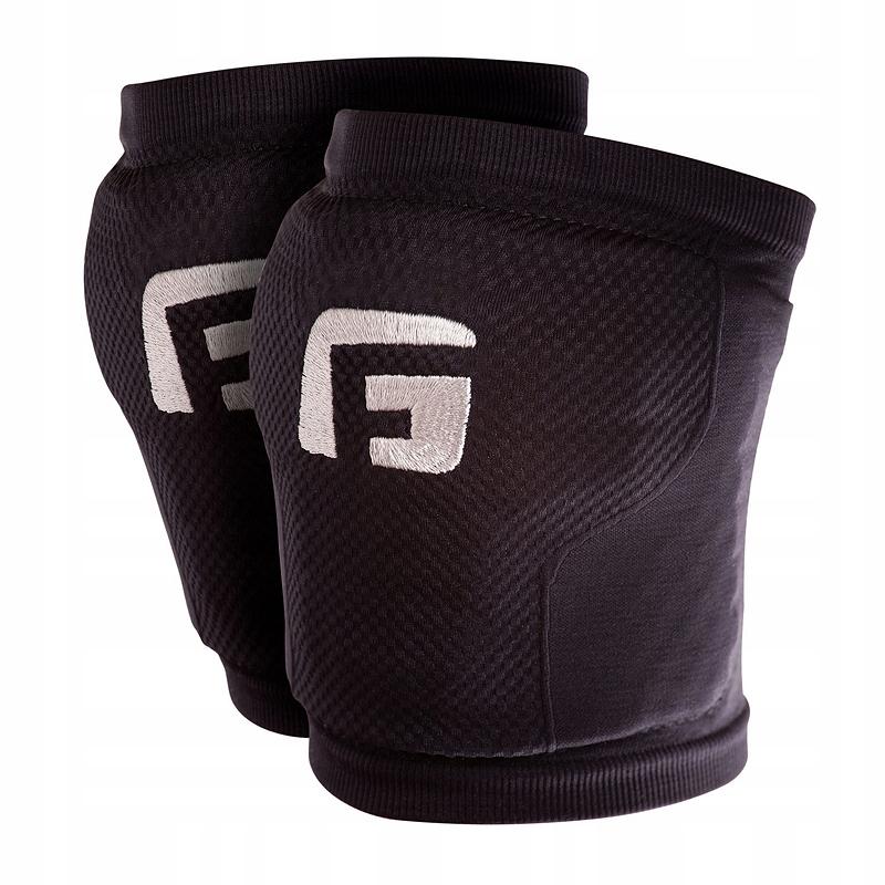 Ochraniacze siatkarskie G-FORM Envy czarne - XL