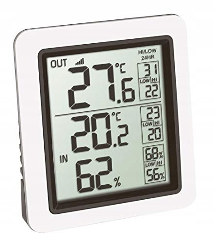 TFA Dostmann Bezprzewodowy termometr