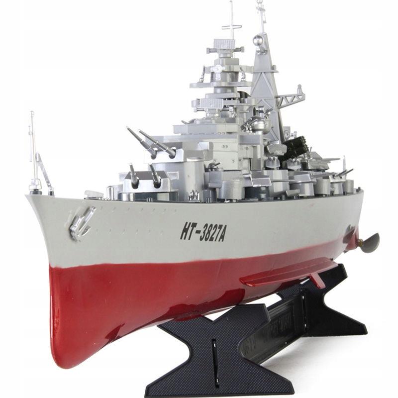 Statek Rc Okręt Pancernik Bismarck Zdalnie Sterow 8763175204 Oficjalne Archiwum Allegro