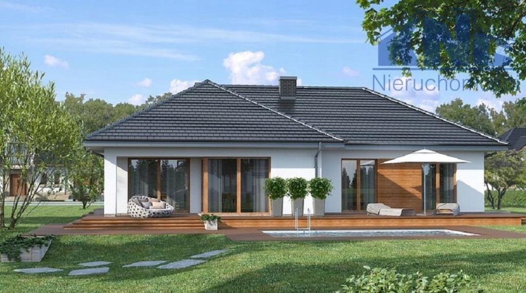 Dom, Ostrołęka, Kaczyny-Wypychy, 180 m²