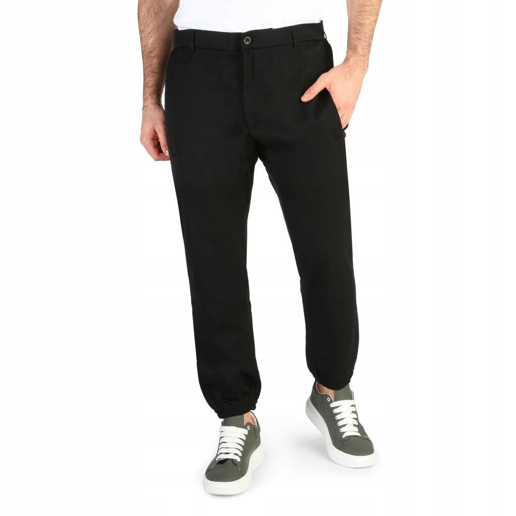 Spodnie Męskie Calvin Klein - J30J305059-Czarny M