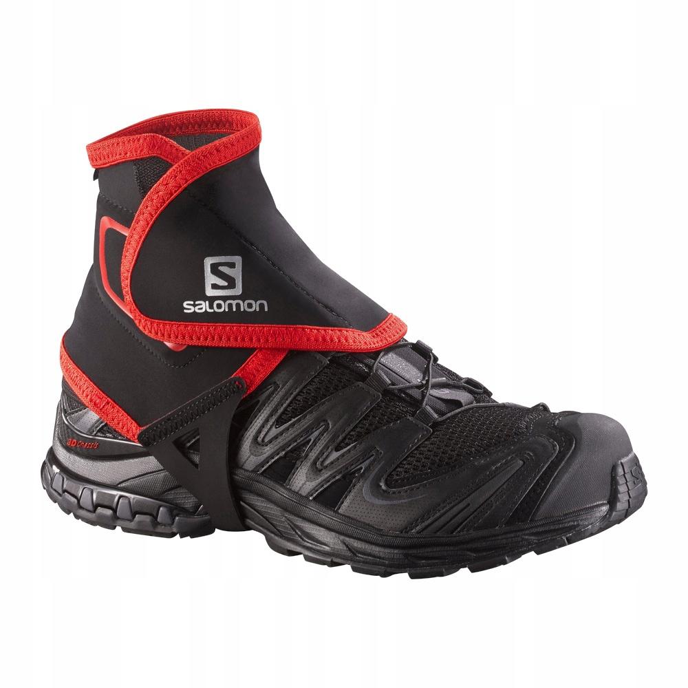 Stuptuty Salomon Trail Gaiters High L38002100 - M