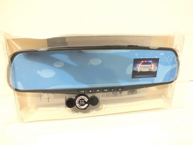 Kamerka Samochodowa Hd Mirror Cam Hdmc Mc6 2 8770397206 Oficjalne Archiwum Allegro