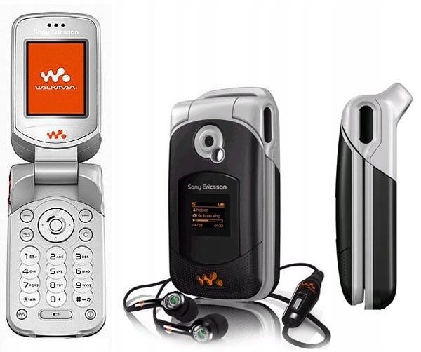 Nowy Pl Sony Ericsson W300i Walkman Fv23 Kra 7797294625 Oficjalne Archiwum Allegro