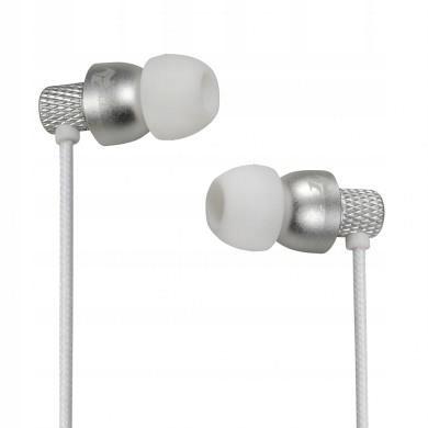 IBOX Słuchawki Z3 douszne z mikrofonem, Biały