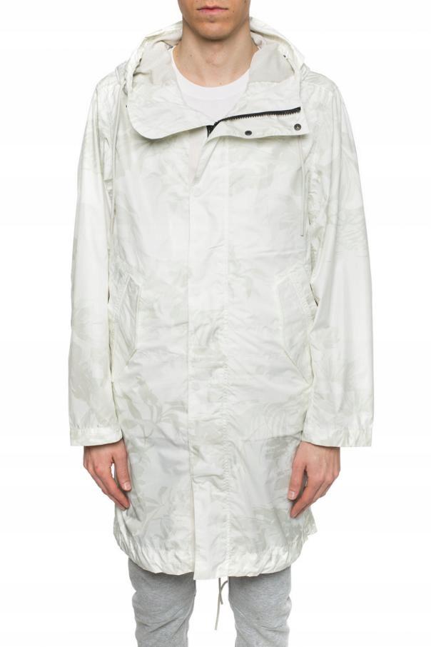 DK C464 Nike Płaszcz przeciwdeszczowy wzór M Z02