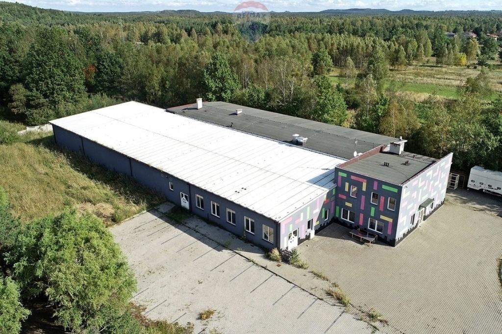 Magazyny i hale, Osiny, 2351 m²
