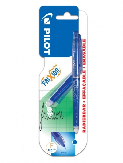 Cienkopis FriXion Point - niebieski